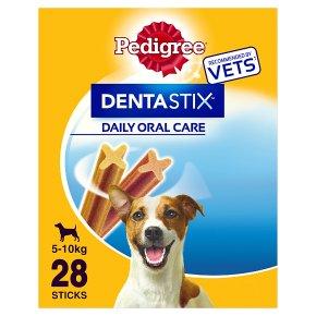 Pedigree Dentastix 28 sticks 5-10kg