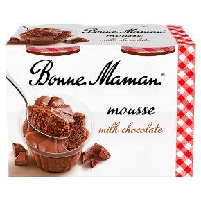 Bonne Maman Chocolate Mousse