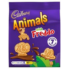 Cadbury Animals with Freddo