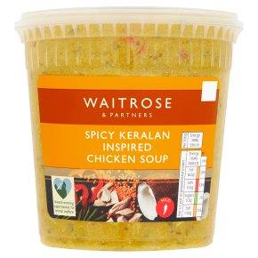 Waitrose Keralan Spiced Chicken Soup