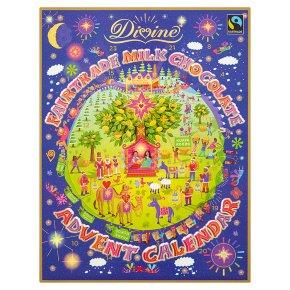 Divine Fairtrade advent calendar