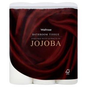 Waitrose Bathroom Tissue with Extracts of Jojoba