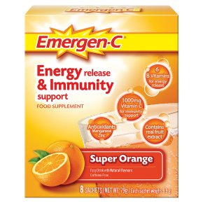 Emergen-C Super Orange