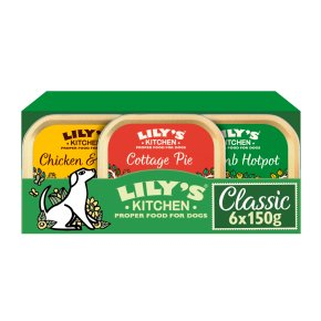 Lily's Kitchen Classic Dinners