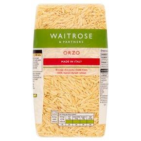 Waitrose Orzo