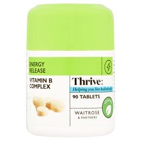 Waitrose Vitamin B Complex Tablets