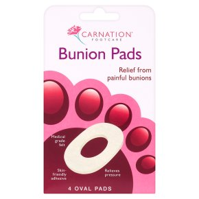Carnation Bunion Pads