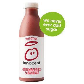 Innocent Smoothie Seriously Strawberry