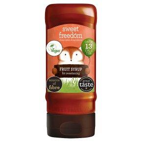 Sweet Freedom Fruit Syrup