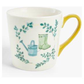 John Lewis Garden Mug