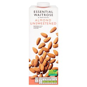 Essential Almond Drink Unsweetened