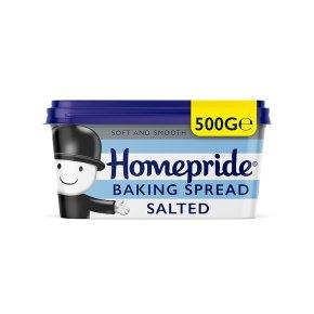 Homepride Salted Baking Spread