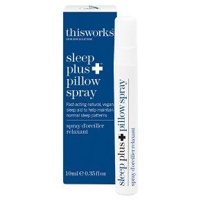 This Works Sleep + Pillow Spray