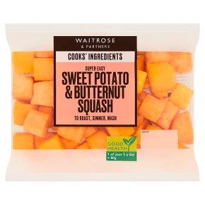 Cook's Ingredients Sweet Potato & Butternut Squash