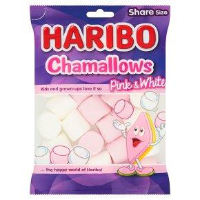 Haribo Pink & White Chamallows