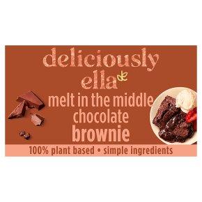 Deliciously Ella 2 Fudgy Chocolate Brownies