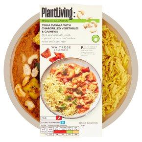 Plantlife: Tikka Masala with Vegetables & Cashews