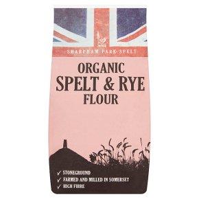 Sharpham Park Spelt & Rye Flour