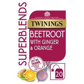Twinings Superblends Beetroot 20 Tea Bags