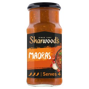 Sharwood's Madras Cooking Sauce