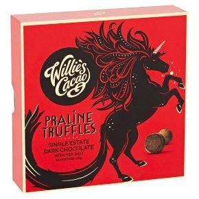 Willie's Cacao Praline Truffles