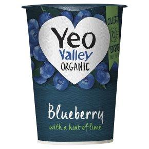 Yeo Valley Blueberry Yogurt