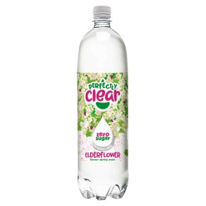 Perfectly Clear elderflower