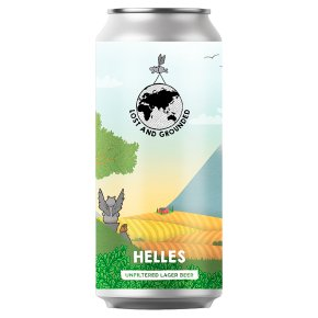 Lost & Grounded Helles Lager Beer