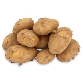 Waitrose JE Loose Royal New Potatoes