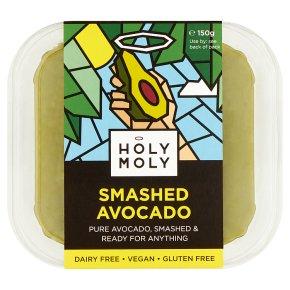 Holy Moly Smashed Avocado