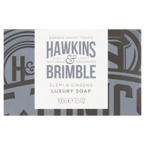 Hawkins & Brimble Luxury Soap