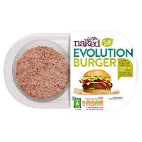 Naked Plant-based Evolution Burger