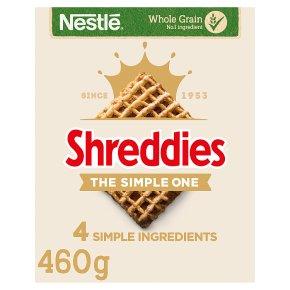 Nestlé Shreddies The Simple One