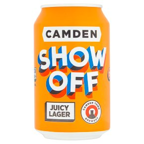 Camden Show Off Lager London
