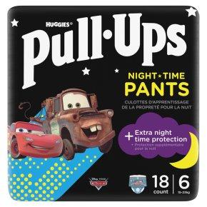 Huggies Pull-Ups Trainers Night Boy