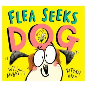 Flea Seeks Dog Will Mabbitt