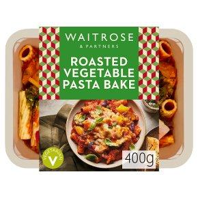 Waitrose Italian Roasted Vegetable Pasta Bake