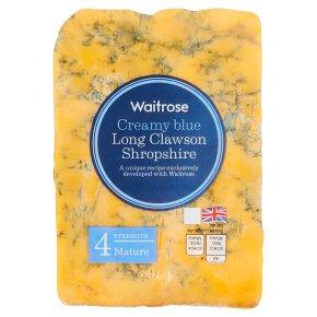 Waitrose Long Clawson Shropshire Blue Strength 4
