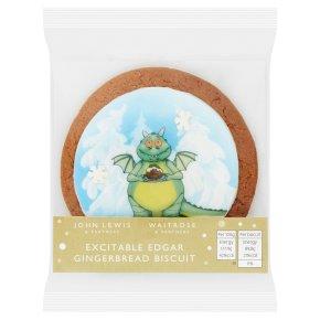 Waitrose Excitable Edgar Gingerbread