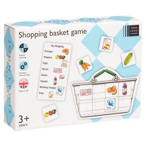 John Lewis Shopping Bag Game