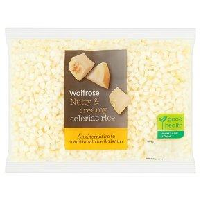 Waitrose Celeriac Rice