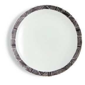John Lewis Anyday Geo Side Plate