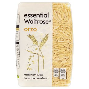 Essential Orzo