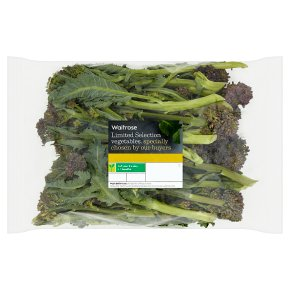 Waitrose Purple Broccoli