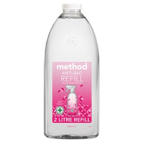 Method Wild Rhubarb Refill Cleaner