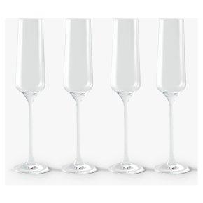 John Lewis SIP Flute Glasses 190ml