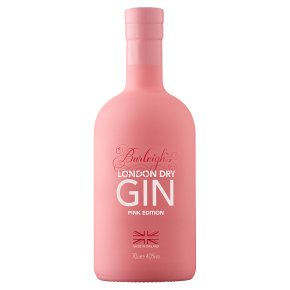 Burleighs Pink Gin London Dry