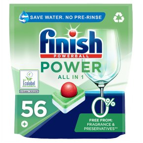 Finish Powerball 0% Tablets 56s