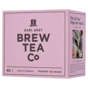 Brew Tea Co Earl Grey 40s
