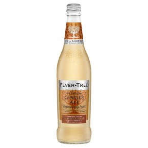 Fever-Tree Refreshingly Light Ginger Ale